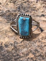 Astonishing High Grade Nevada Turquoise Bracelet
