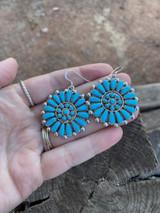 Theee best cluster earring!