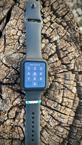 Chaco Canyon Apple Watch 2 stone Star Accessory Kingman Turquoise