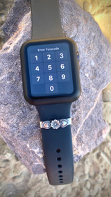 Chaco Canyon Apple Watch Accessory Heart Flower
