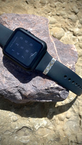 Chaco Canyon Apple Watch Accessory All Silver