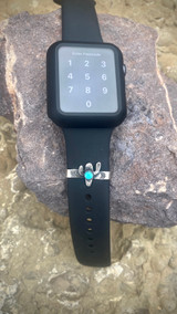Chaco Canyon Apple Watch Accessory Saguaro Cactus Turquoise