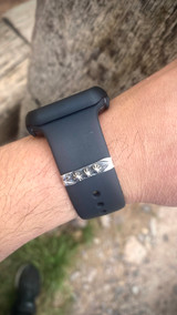Chaco Canyon Apple Watch Accessory 3 Star All Silver