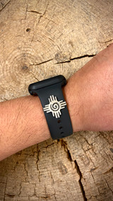 Chaco Canyon Apple Watch Accessory New Mexico Zia Symbol