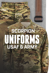 Scorpion Unifroms