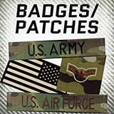 Patches And Badges