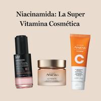 Niacinamida: La Super Vitamina Cosmética