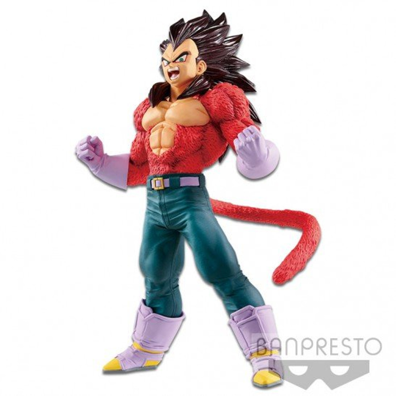 NEW Banpresto Dragon Ball GT Super Saiyan 4 Goku Blood of Saiyans Special III F