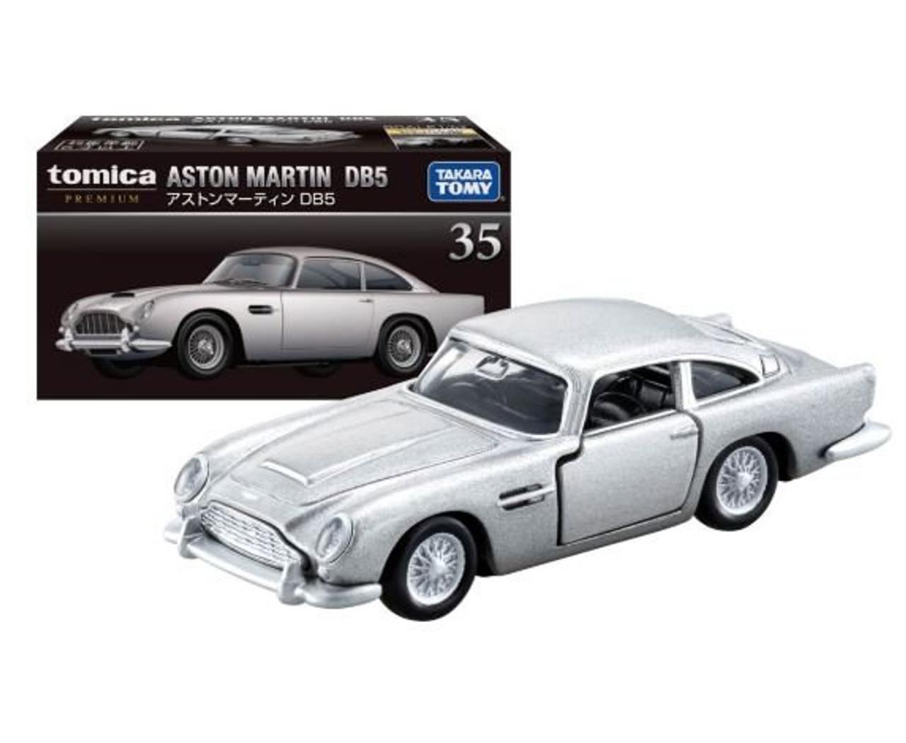 Takara Tomy Tomica Premium No 35 Aston Martin Db5 Diecast Toy Car Buymarket Store