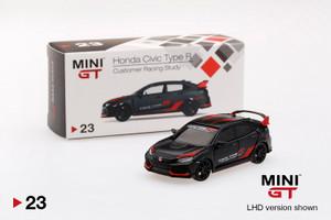 HONDA CIVIC NISSAN GT-R TSMMODEL MINI GT 1:64 DIECAST MODEL ACURA NSX GT3...
