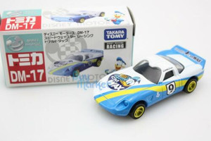 Tomica Takara Tomy Disney Motor Dreamstar Racing Mickey Speedway Donald Duck Set
