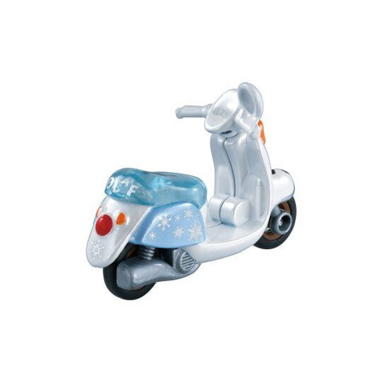 Takara Tomy Disney Motors Gooday Carry Snow Queen 2 moulé jouets voiture