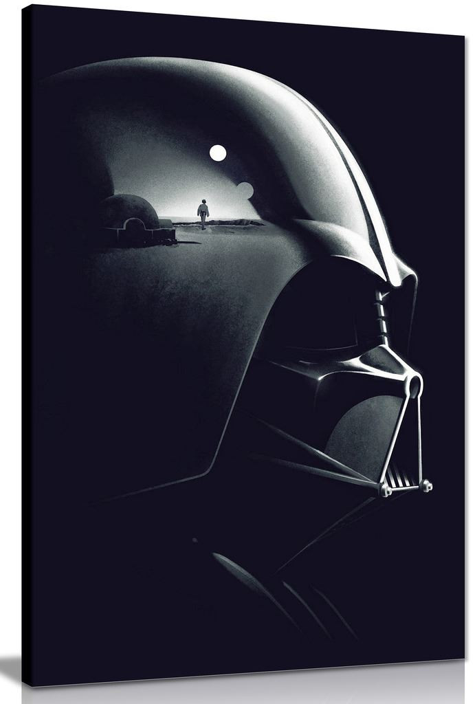 Darth Vader Star Wars Canvas