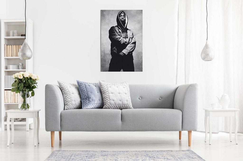 Tupac Shakur 2Pac Canvas