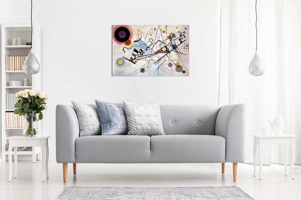 Wassily Kandinsky Composition Viii Canvas