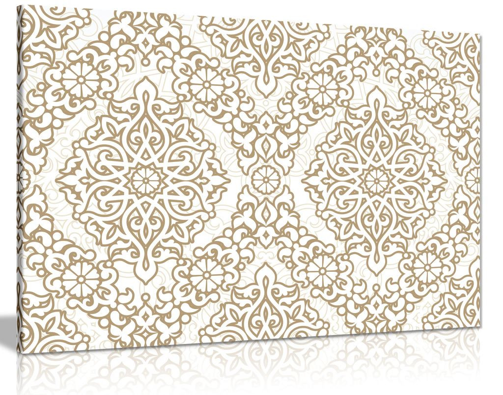 Moroccan Canvas Wall Art Picture Print