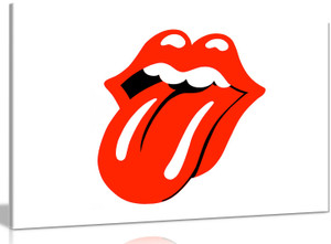 Rolling Stones Canvas