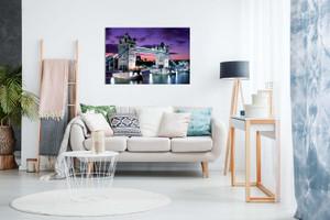 London Tower Bridge Canvas
