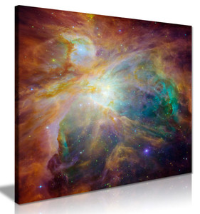 Cosmic Cloud Orion Nebula Universe Outer Space Canvas