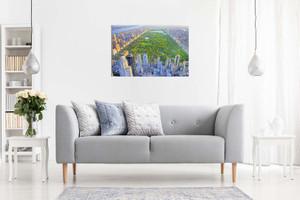 New York Central Park Canvas