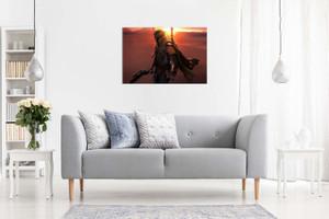 Star Wars Bobba Fett Canvas