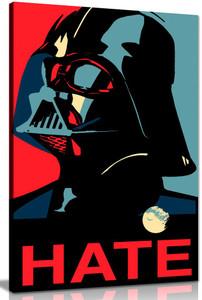 Star Wars Darth Vader Pop Art Canvas