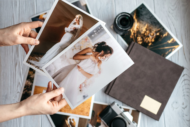 Make Your Wedding Memories Part of Your Home
