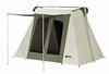 9 x 8 ft. Flex-Bow Canvas Tent Deluxe