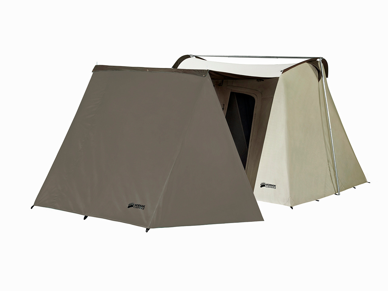 Canvas Wing Vestibule Accessory for 10x14 Flex-bow tent