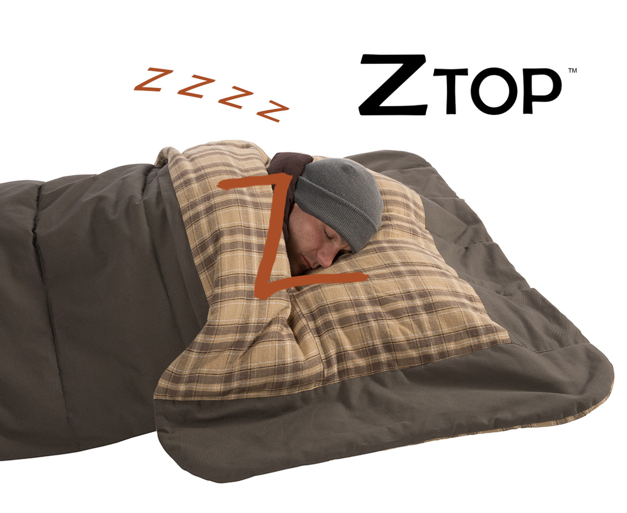20°F XLT Z Top Sleeping Bag