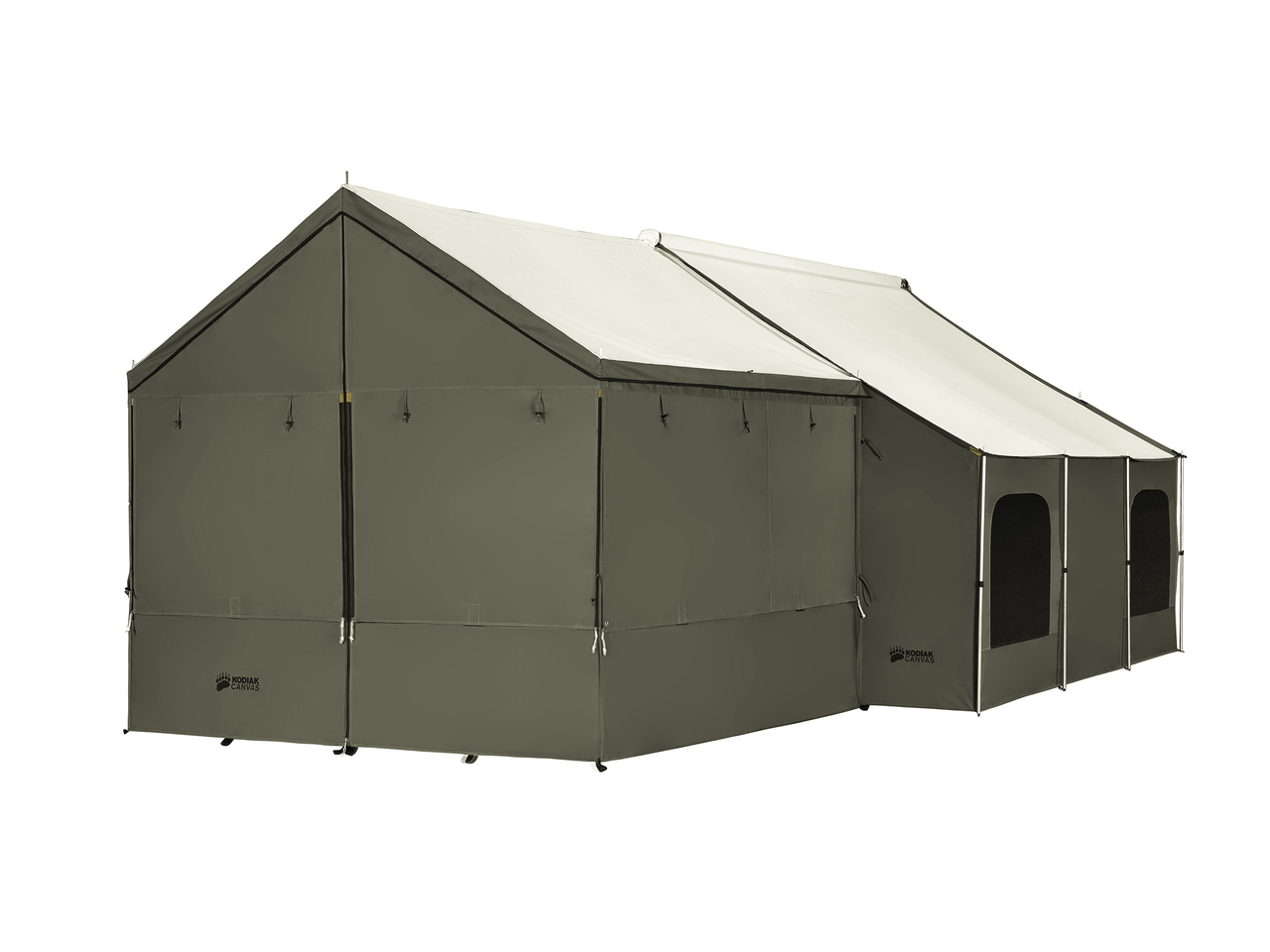 Windows shut. Show with Cabin Lodge Tent (Sold Separately).