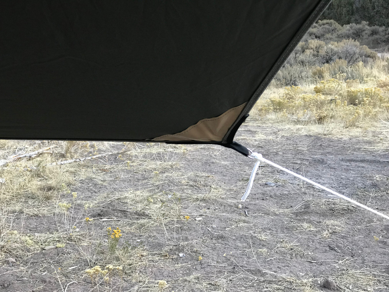 Super-6™ Tarp with Pole Set