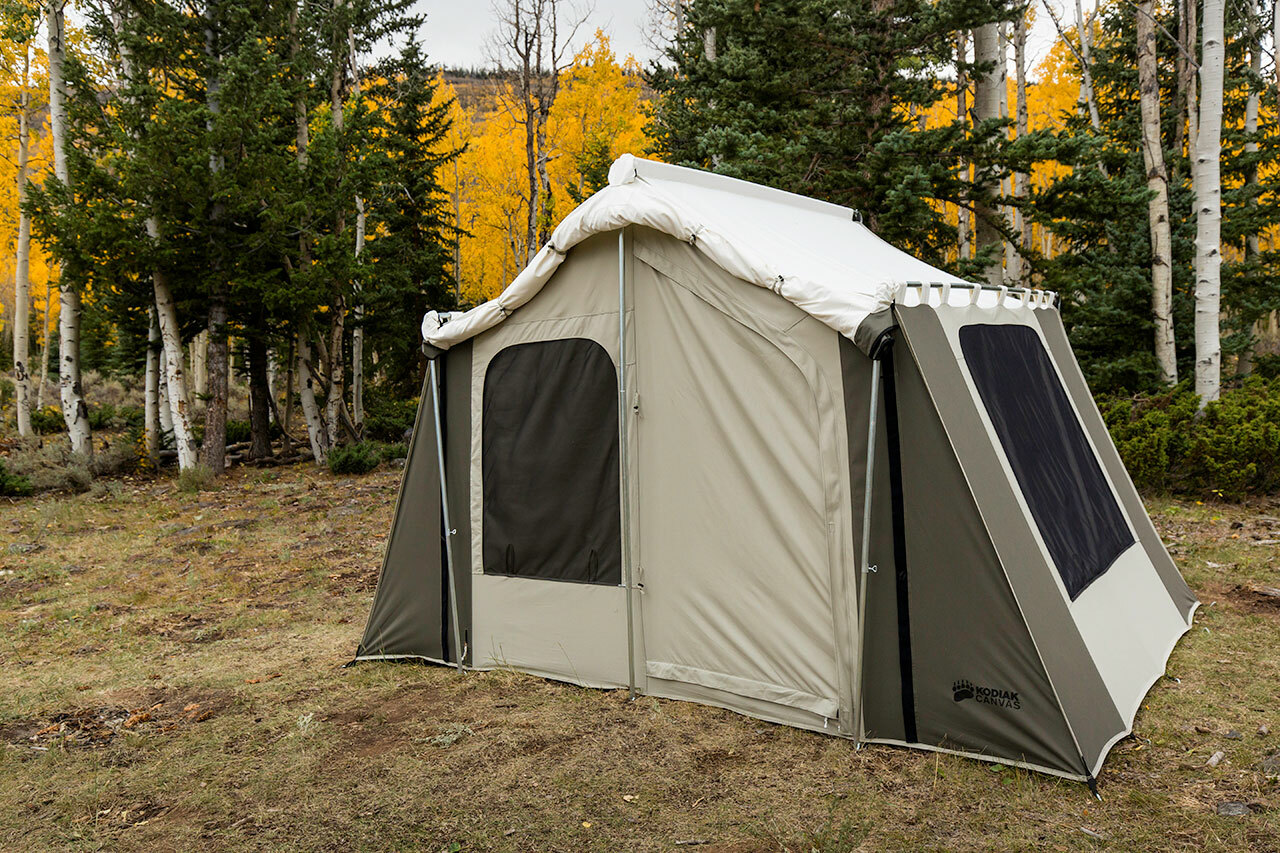 12 x 9 ft. Cabin Tent with Deluxe Awning