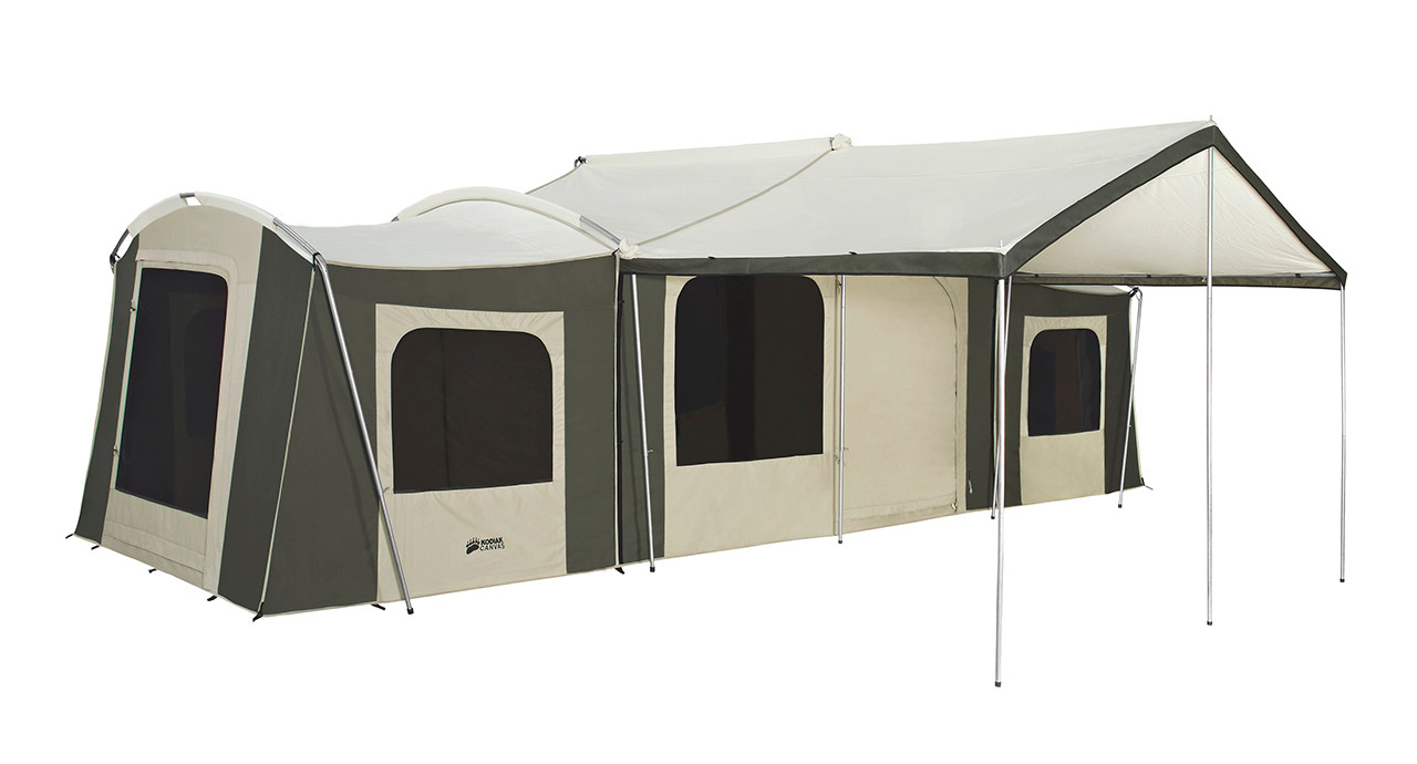 26 x 8 ft  Grand Cabin with Awning - Estimated restock date is 9/25/19