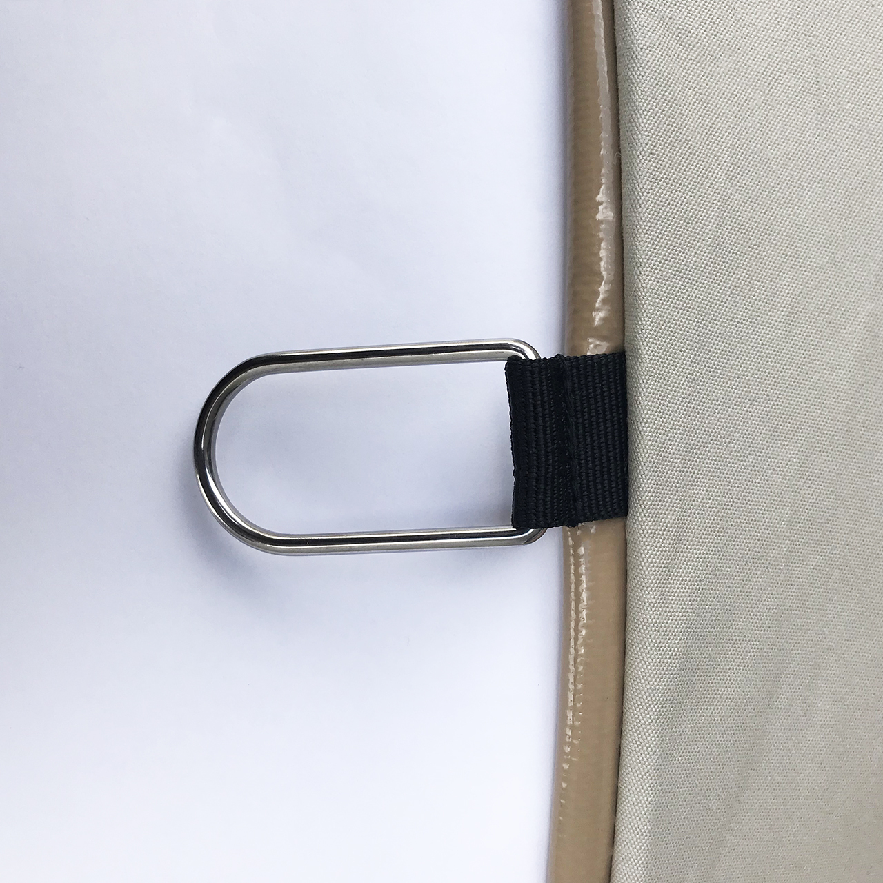 10 x 10 ft. Flex-Bow Canvas Tent Deluxe