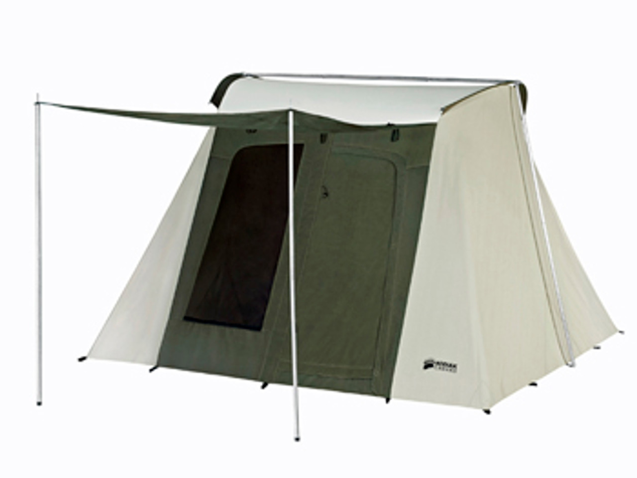 10 x 10 ft. Flex-Bow Canvas Tent Basic