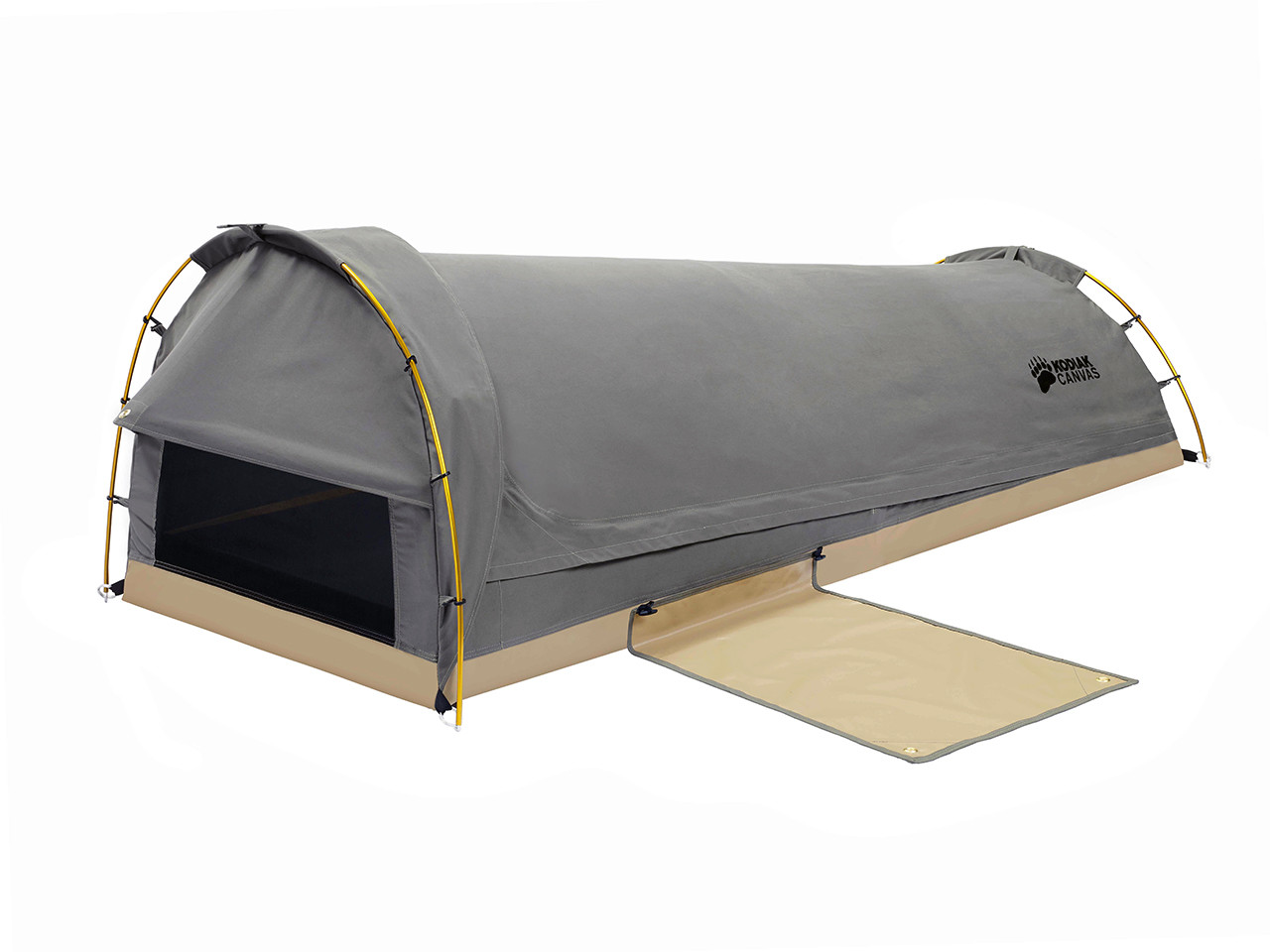 Swag 1 Person Canvas Tent - Estimated Restock Date Jun. 30th, 2021