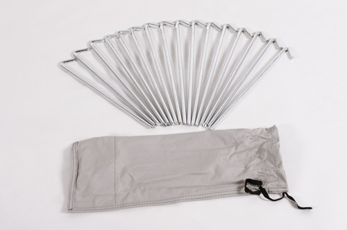 Bag of 16 Stakes (6121) Poly Bag