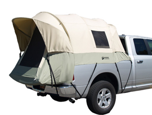 Canvas Truck Tent mid-sized - Estimated restock date August 5th, 2020