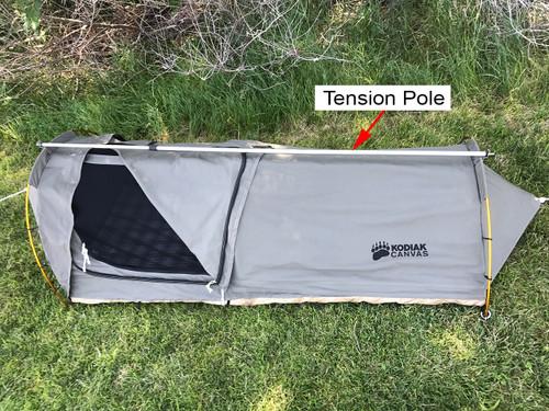 Swag Tension Pole Accessory - Estimated Restock Date Jul. 1st, 2021