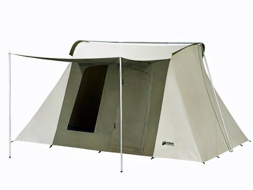 10 x 14 ft. Flex-Bow Canvas Tent - Basic