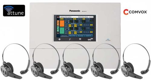 Panasonic Attune II WX-CC412A Attune II Main Control - DUAL LANE Center Module