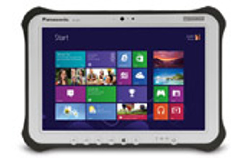 Panasonic Toughpad Tablet  PC - FZ-G1P2173KM (DAYLIGHT READABLE - LINE BUSTING) Includes Stylus, MSR and Rotating Handstrap