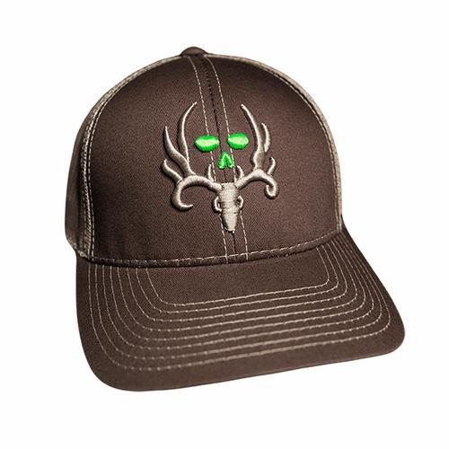 Brown/Khaki Bone Collector Logo Snapback