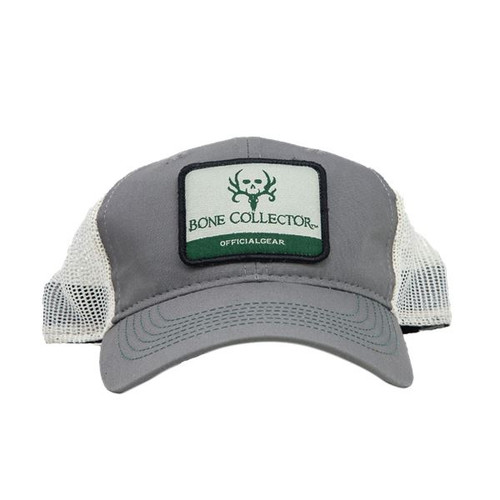 BC Official Gear Patch Grey/Ivory Hat