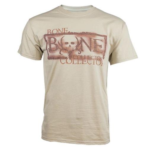 Bone Collector Shadow Tee | Sand/Brown