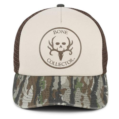 Vintage BC Hat | Brown/Off-white/Realtree Original