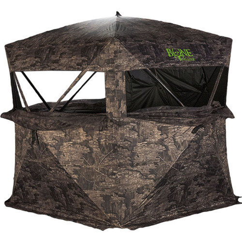 Rhino Blinds R-600 Bone Collector Edition | Realtree Timber