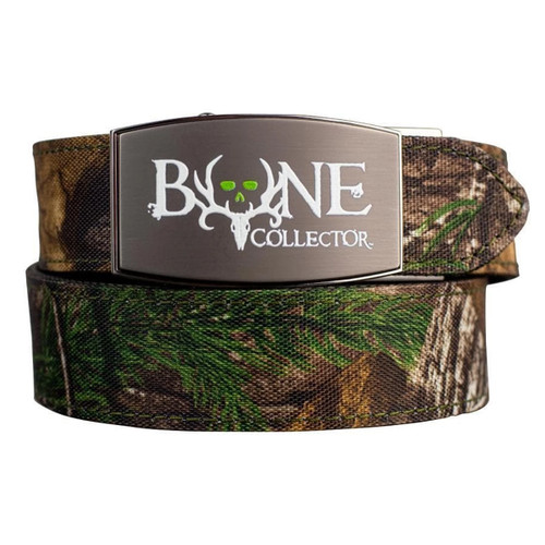 Bone Collector Hunter Belt with Buckle