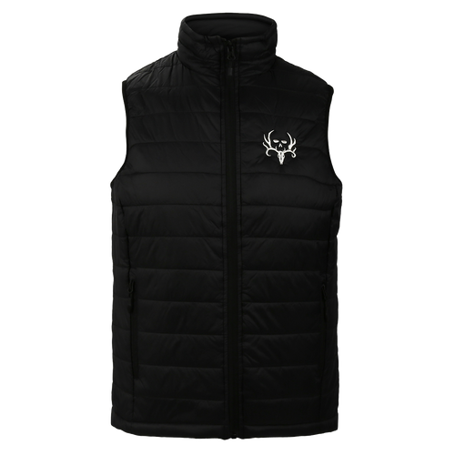 Women's BC Black Puffy Vest